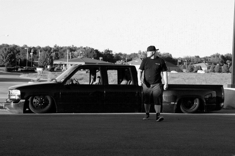 layeddimes 1996 Chevy Crew Cab Dually photo