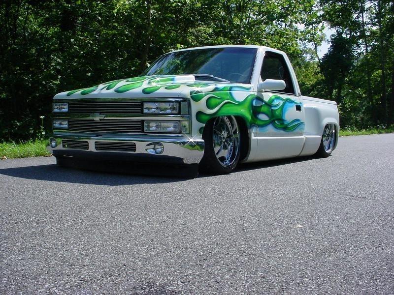 Dragarados 1989 Chevrolet Silverado photo
