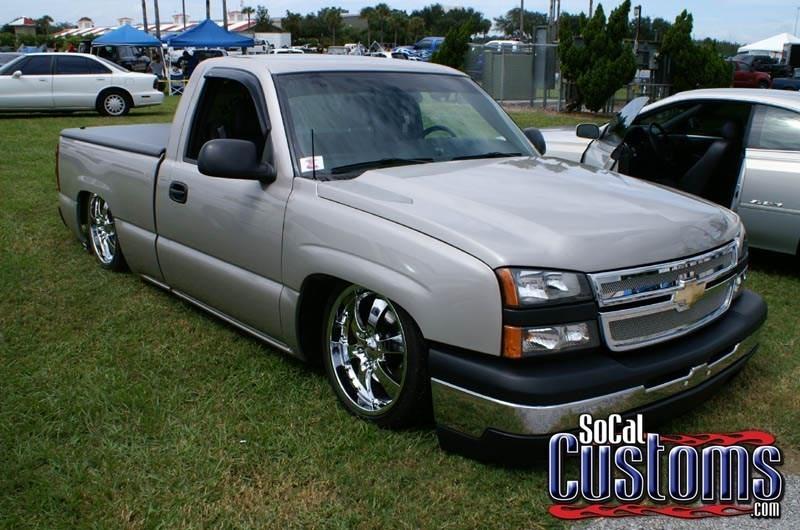 fmikie2s 2007 Chevrolet Silverado photo