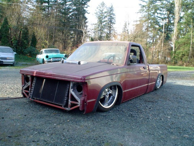 twisted ones 1988 Chevy S-10 photo