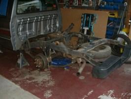 TuKnRaiLs 1992 Mazda B2600 photo thumbnail