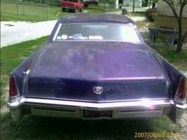 keeles 1969 Cadillac Fleetwood photo thumbnail