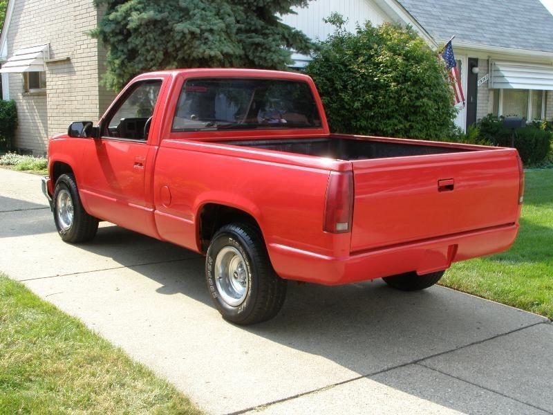 clarks 1989 Chevy Full Size P/U photo
