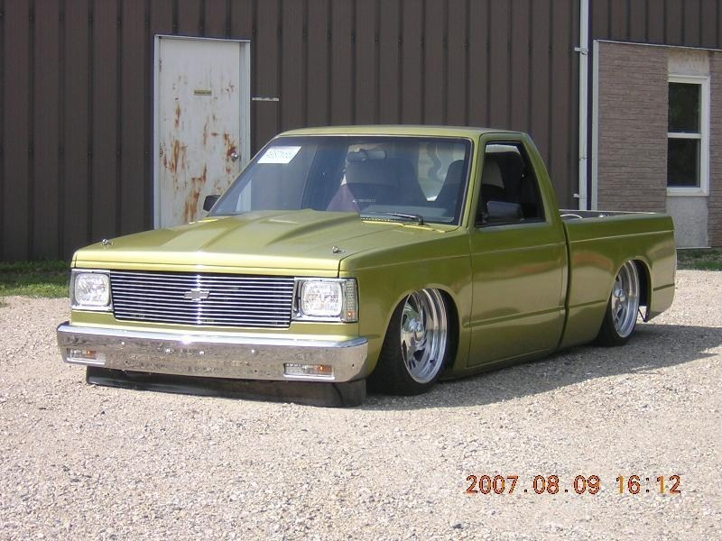 nearperfect10s 1989 Chevy S-10 photo