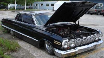 lowrod63s 1963 Chevy Impala photo