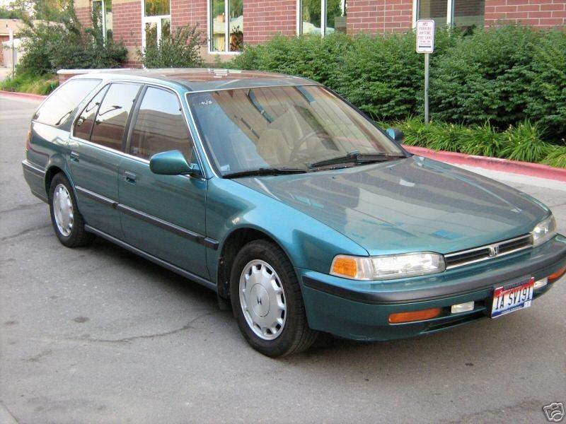 dragggns 1993 Honda Accord Wagon photo