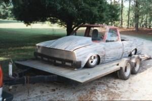 pure insanitys 1980 Dodge D-50 photo thumbnail