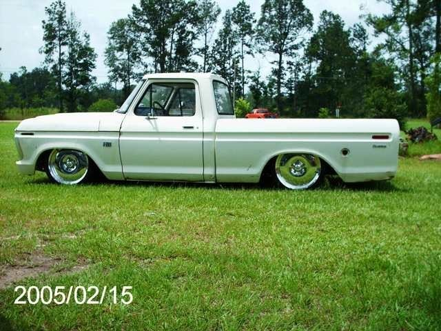bustednuckles 1973 Ford F100 photo