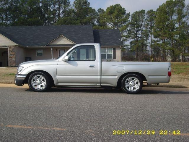 PlatinumTacos 2001 Toyota Tacoma photo