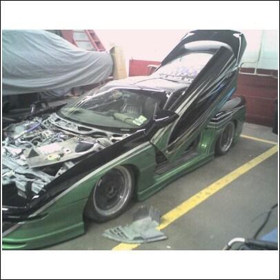 baggedmaro25s 1997 Chevy Camaro photo