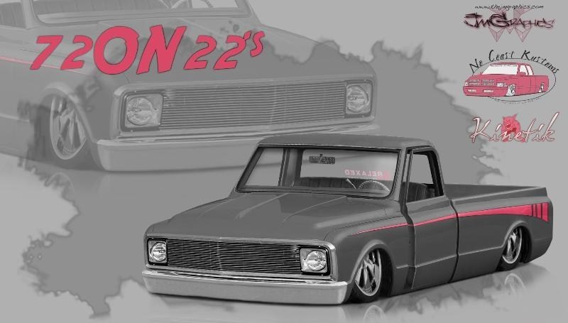 chicsdrag2s 1969 Chevy C-10 photo