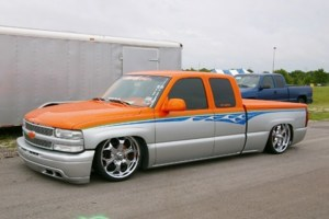 BlackdOutMags 2002 Chevrolet Silverado photo thumbnail