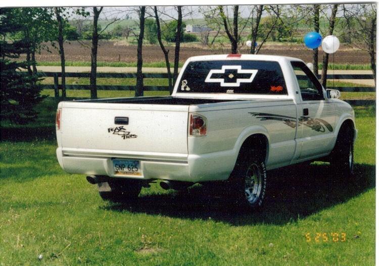 ShavedMazdas 1997 Chevy S-10 photo