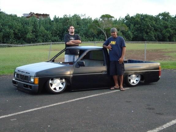 Kauaiianissans 1987 Nissan Hard Body photo