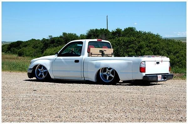 modtacos 2001 Toyota Tacoma 2wd photo