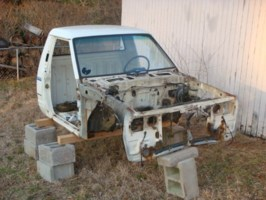 pwalls 1984 Nissan  720 photo thumbnail