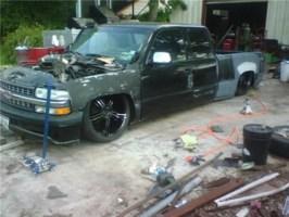 DontAskWhys 2001 Chevrolet Silverado photo thumbnail