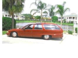 xflowgolfs 1991 Oldsmobile Cruser Wagon photo thumbnail
