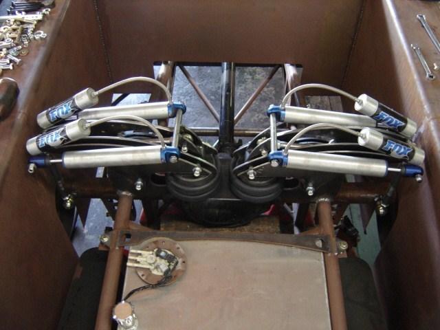 ChassisByAaronIhas 2001 Chevrolet Silverado photo