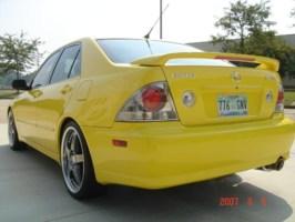 JOEWEEs 2002 Lexus IS 300 photo thumbnail