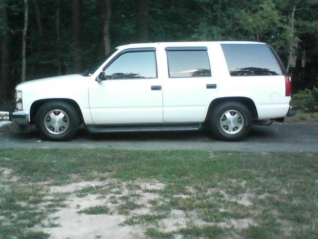 etwards 1999 Chevrolet Tahoe photo