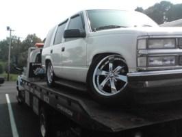 etwards 1999 Chevrolet Tahoe photo thumbnail