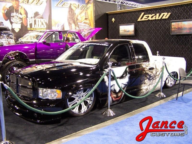 ChassisByAaronIhas 2005 Dodge Ram 1/2 Ton P/U photo