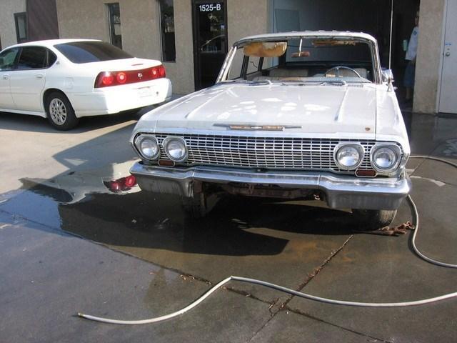 customshops 1963 Chevy Impala Wagon photo