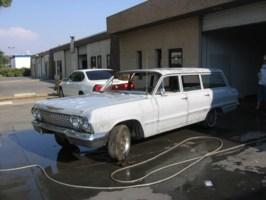 customshops 1963 Chevy Impala Wagon photo thumbnail