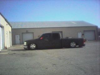 1lowtoys 2002 Chevrolet Silverado photo
