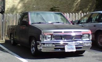 MackECs 1991 Nissan King Cab photo thumbnail