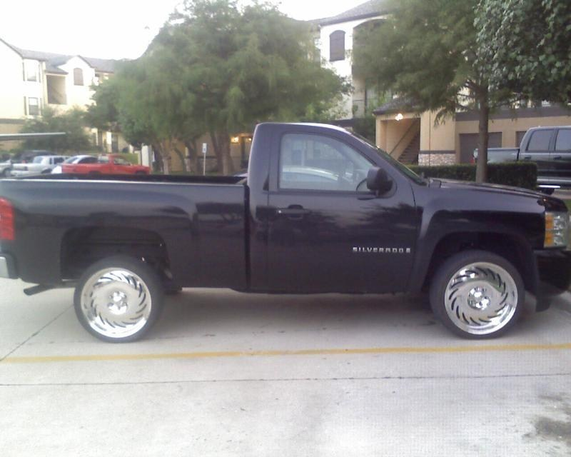 tukins 2007 Chevrolet Silverado photo