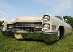 BadCaddy666s 1966 Cadillac Sedan De Ville photo thumbnail