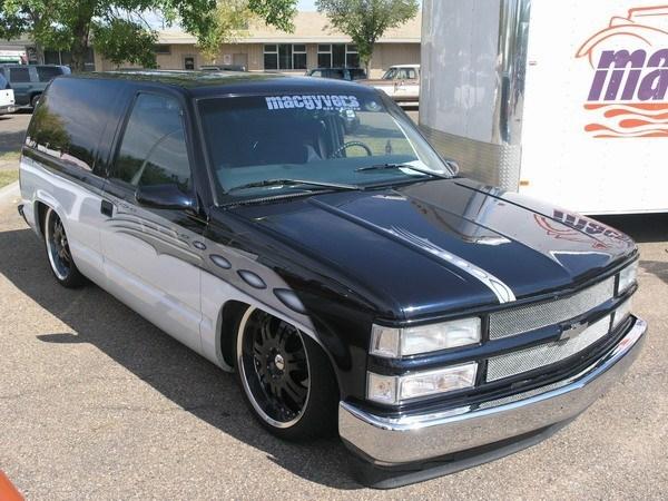grnddwns 1999 Chevrolet Tahoe photo