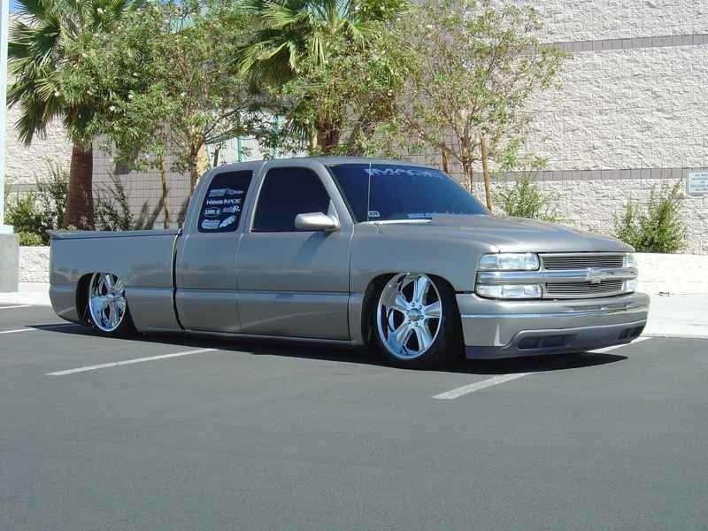 eyekandydesignss 1999 Chevrolet Silverado photo