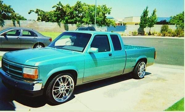 severedodges 1995 Dodge Dakota photo