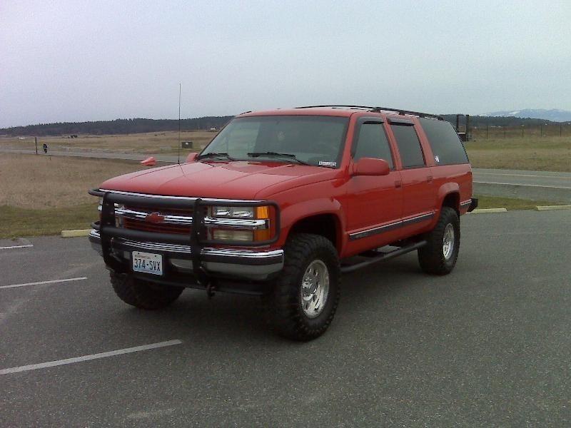 joshdupres 1995 Chevrolet Suburban photo