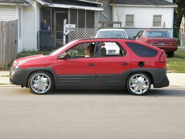 aztekondubss 2001 Pontiac Astek photo