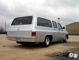 slacker7xs 1989 Chevrolet Suburban photo thumbnail