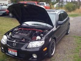 Scratchy_ID_86s 2002 Mazda Protege 5 Wagon photo thumbnail