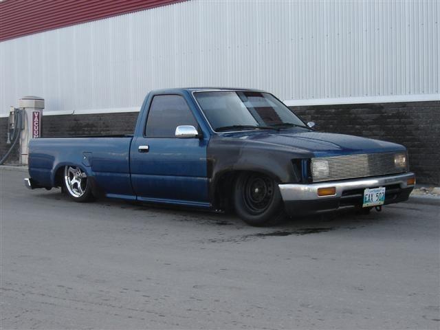 mindlissmetalfabs 1992 Toyota 2wd Pickup photo