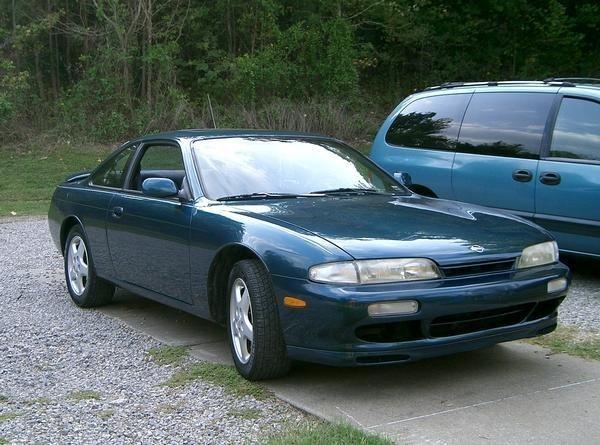 LowJacos 1996 Nissan 240sx photo