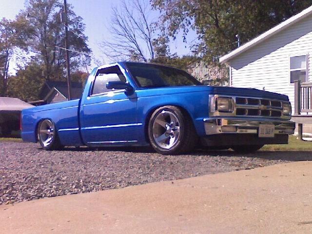 EWood91s 1988 Chevy S-10 photo