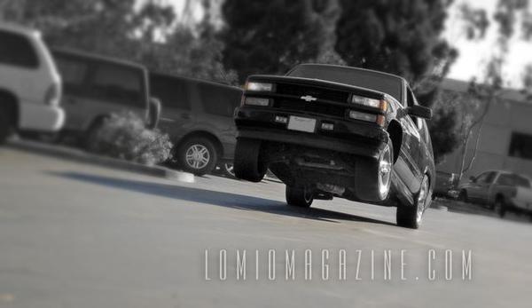 BIGSQUISH805s 2000 Chevrolet Tahoe photo