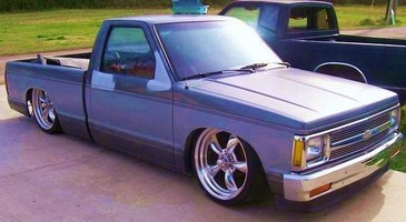 mmrcustomss 1992 Chevy S-10 photo thumbnail