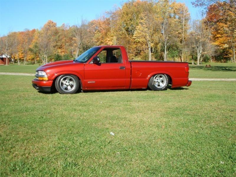 twotoneds10s 2000 Chevy S-10 photo