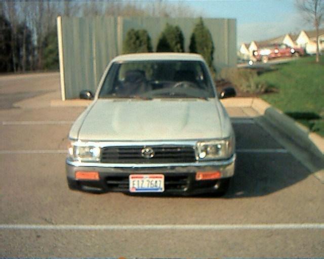 91toys 1991 Toyota 2wd Pickup photo