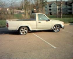 91toys 1991 Toyota 2wd Pickup photo thumbnail