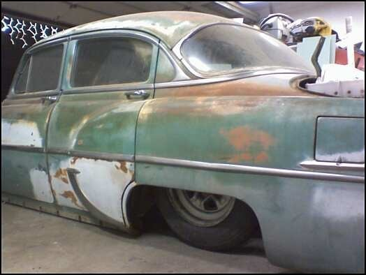 ShVdHoEs 1954 Chevy Belair photo