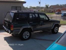 thegames 1987 Jeep Grand Cherokee photo thumbnail
